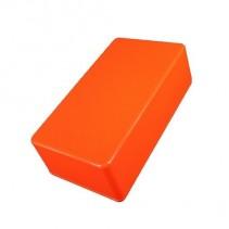 1590B Style Aluminum Diecast Enclosure Glowing Orange