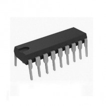 PIC16F84A-20/P PIC16F84A 8 bit Microcontroller IC