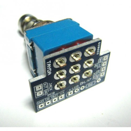 3pdt footswitch diy pcb wiring board switch. Black Bedroom Furniture Sets. Home Design Ideas