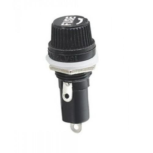 Fuse Holder Panel Mount Suppliers : Panel mount fuse holder for m mm fuses