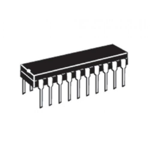 as1108 7 segment 4 digit led display driver pdip