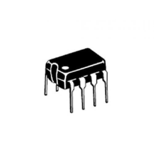 adc0832 a  d converter 8 bit 2 ch  serial pdip