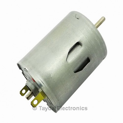 Dc motor 12v 50ma 5 poles carbon brushes for Brushes for dc motor