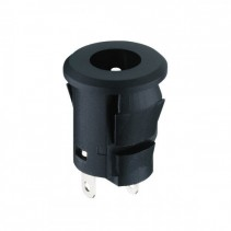 DC POWER Jack 2.35mm Cable Mount Lumbergn Brand 1610 05