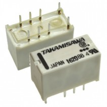 Mini Relay DPDT NA-5W-K 5VDC 8PIN 2Poles 1A