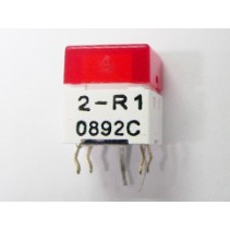 illuminated Tact Switch LED Red Color