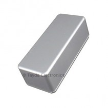 1590A Style Aluminum Diecast Enclosure Ball Silver
