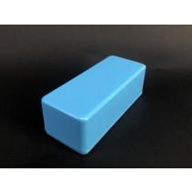 1590A Style Aluminum Diecast Enclosure Matte Light Blue