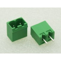 2 Pin Male Plug-In Type Terminal Block 5mm 5EHDVC