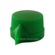 Davies 1400 Clone Green Knob