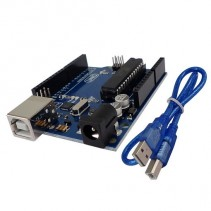 Arduino Uno R3 Board with MEGA328P ATMEGA328P-PU