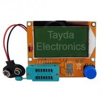 LCR-T4 ESR Meter Transistor Tester Diode