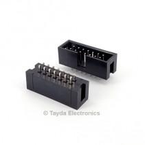 14 Pin Box Header Connector 2.54mm 2*4pin