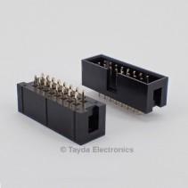 16 Pin Box Header Connector 2.54mm 2*8pin