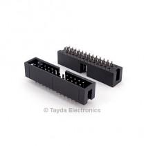 26 Pin Box Header Connector 2.54mm 2*4pin
