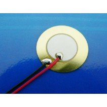 Piezo Electronic Tone Buzzer 20V 3.6kHz with Lead wire