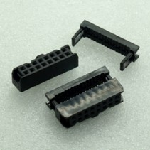 IDC Socket Connector 2.54mm 2*8 Pin