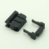 IDC Socket Connector 2.54mm 2*4 Pin