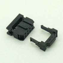 IDC Socket Connector 2.54mm 2*4 Pin