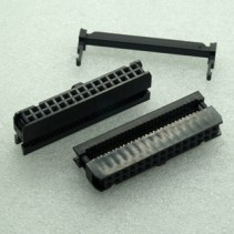 IDC Socket Connector 2.54mm 2*15 Pin Single Contact
