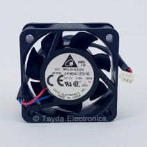 DC Brushless  Fan 12VDC 0.35A 1.6 Inch