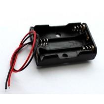 3 x AAA Battery Holder