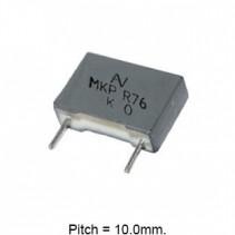 0.015uF 400V 105C 5% Metallized Polypropylene Film Capacitor