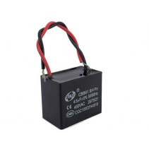 CBB61 Fan Capacitor 4.5uF 5% 450VAC 50/60Hz with Wire leads