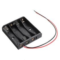 4 x AAA Battery Holder