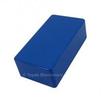 1590B Style Aluminum Diecast Enclosure Blue