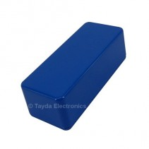 1590A Style Aluminum Diecast Enclosure Blue