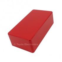 1590B Style Aluminum Diecast Enclosure Red