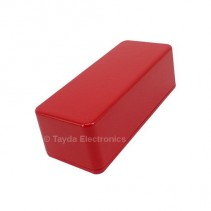 1590A Style Aluminum Diecast Enclosure Red