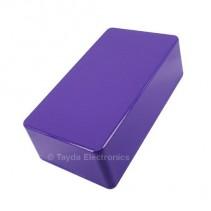 125B Style Aluminum Diecast Enclosure Violet