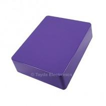 1590BB Style Aluminum Diecast Enclosure Violet