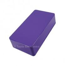 1590B Style Aluminum Diecast Enclosure Violet
