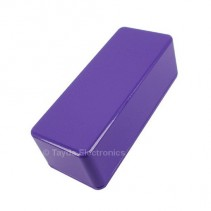 1590A Style Aluminum Diecast Enclosure Violet
