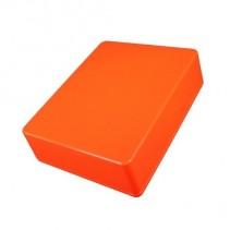 1590BB Style Aluminum Diecast Enclosure Glowing Orange