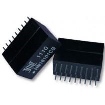 HN18101CG Magnetic LAN Transformer 10/100/1000 Isolation HI-POT 1500Vrms 10mA