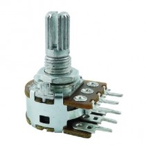 500 OHM Linear Dual Taper Potentiometer