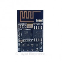 ESP8266EX ESP-01S Wireless Transceiver Module with 1MB Flash