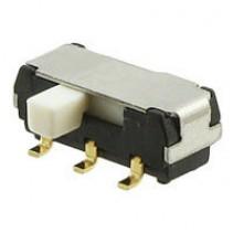 Slide Switch SMD DPDT 0.2A 12V