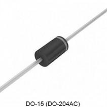 2A07G Diode 2A 1000V DO-15