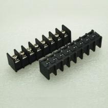 8 Pins Barrier Terminal Block 7.62mm