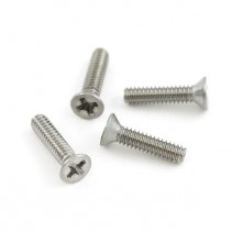 Flat Head Screw for Enclosure