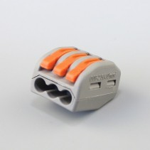 3 Pin Conductor Terminal Block Cable Connector PCT-213