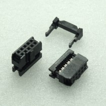 IDC Socket Connector 2.54mm 2*5 Pin