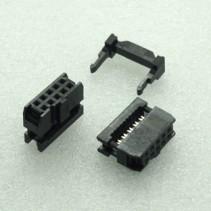 IDC Socket Connector 2.54mm 2*5 Pin