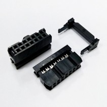 IDC Socket Connector 2.54mm 2*7 Pin