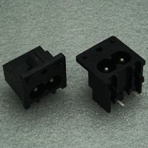 AC Power Inlet Socket 2 Pins
